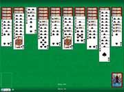 juegos solitario spaider: